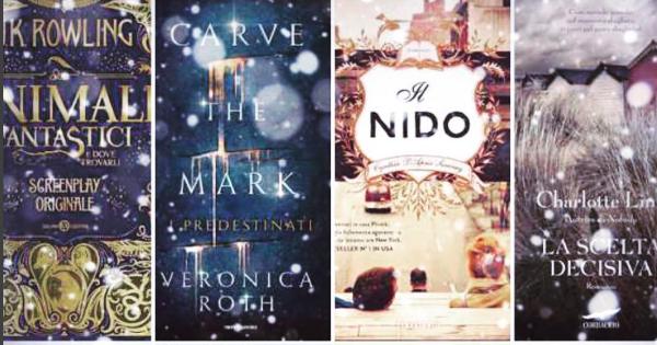 Cosa leggeremo a gennaio 2017 i libri pi attesi for Libri ultime uscite