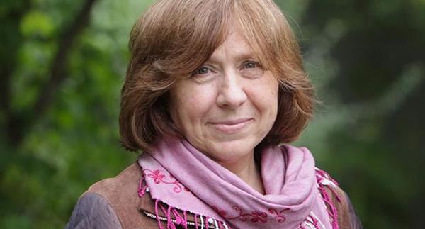 Premio Nobel per la Letteratura a Svetlana Aleksievič