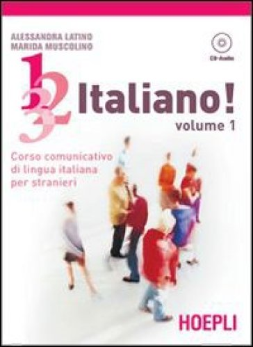 1, 2, 3,... italiano! Con CD Audio. 1.