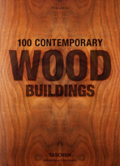100 contemporary wood buildings. Ediz. multilingue
