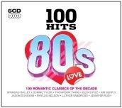 100 hits - 80's love