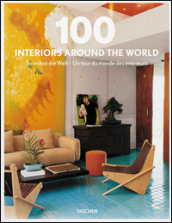 100 interiors around the world. Ediz. italiana, spagnola e portoghese . Cofanetto (2 vol.)