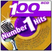 100 number 1 hits-5cd