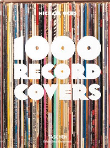 1000 record covers. Ediz. inglese, francese e tedesca - Michael Ochs | Rochesterscifianimecon.com