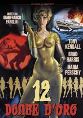 12 Donne D Oro(1Dvd)