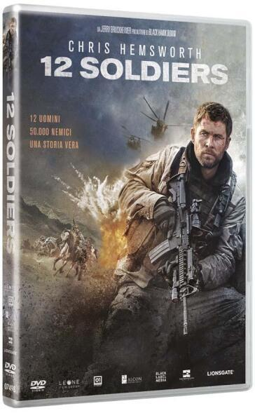 12 soldiers (DVD)
