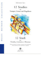 12 studies for trumpet, cornet and flugelhorn