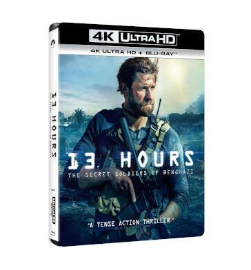 13 Hours - The Secrect Soldiers Of Benghazi (Blu-Ray 4K Ultra HD+Blu-Ray)