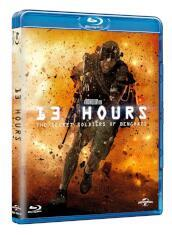 Image of 13 hours - The secrect soldier of Benghazi (Blu-Ray)