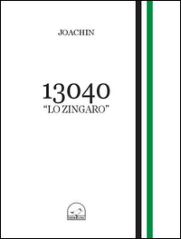 13040 «lo zingaro» - Joachin  