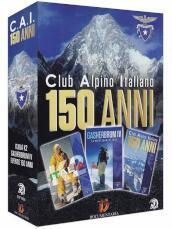 150 Anni Del Club Alpino Italiano (3 Dvd)