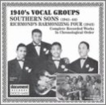 1940s vocal groups 1941 -