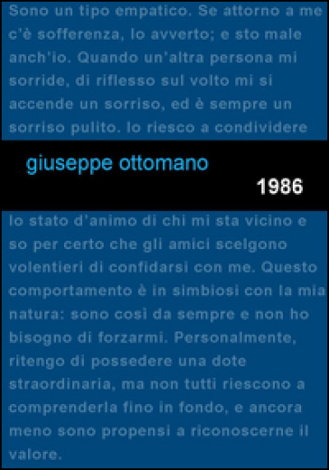 1986 - Giuseppe Ottomano   Kritjur.org