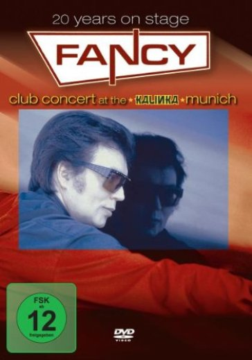 20 years - the fancy club conc