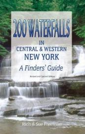 200 Waterfalls in Central and Western New York