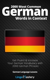 2000 Most Common German Words in Context