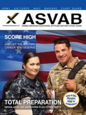 2017 ASVAB Armed Services Vocational Aptitude Battery Study Guide
