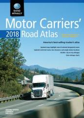 2018 Rand McNally Motor Carriers  Road Atlas