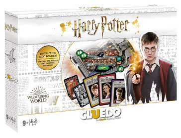 2019 Harry Potter Cluedo - Italy