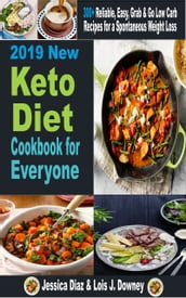 2019 New Keto Diet cookbook for Everyone