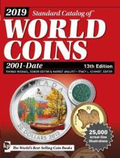 2019 Standard Catalog of World Coins, 2001-Date