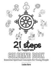 21 Steps to Happiness Coloring Book