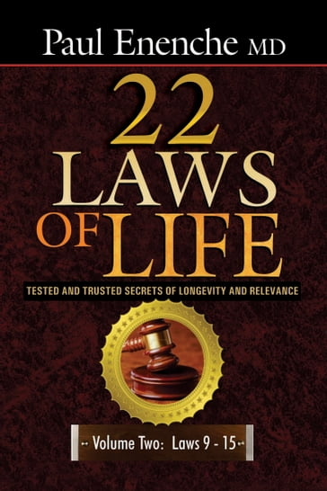 22 Laws Of Life (Volume 2)