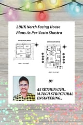2BHK North Facing House Plans As Per Vastu Shastra