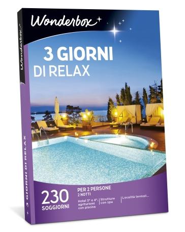 3 giorni di relax cofanetto regalo mondadori store for Regalo libri gratis
