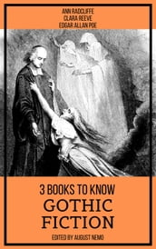 3 books to know Gothic Fiction