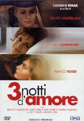 3 notti d amore (DVD)