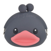 3D Pochi Friends Duck Black