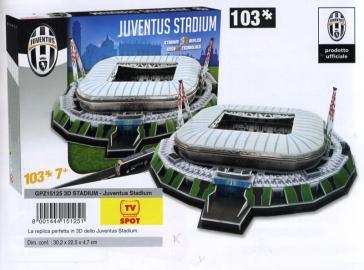 3D Stadium Puzzle - Juventus Stadium - - idee regalo - Mondadori Store 243cdae2139