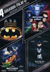 4 grandi film - Batman collection (4 DVD)