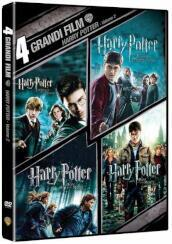 4 grandi film - Harry Potter - Anni 5-7 - Volume 02 (4 DVD)