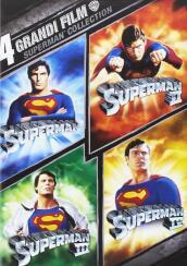 4 grandi film - Superman collection (4 DVD)