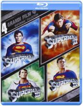 4 grandi film - Superman collection (4 Blu-Ray)