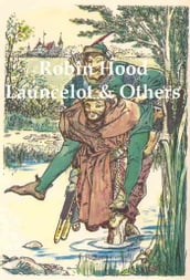 5 Adventure Books by Howard Pyle