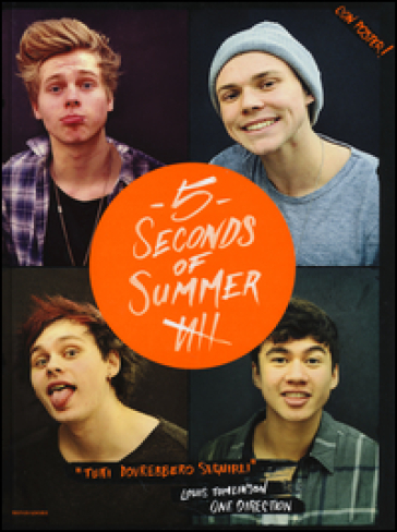5 Seconds of Summer. Con poster