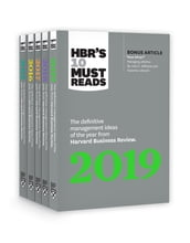 5 Years of Must Reads from HBR: 2019 Edition