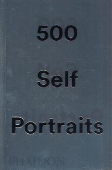 500 self-portraits - Julian Bell  