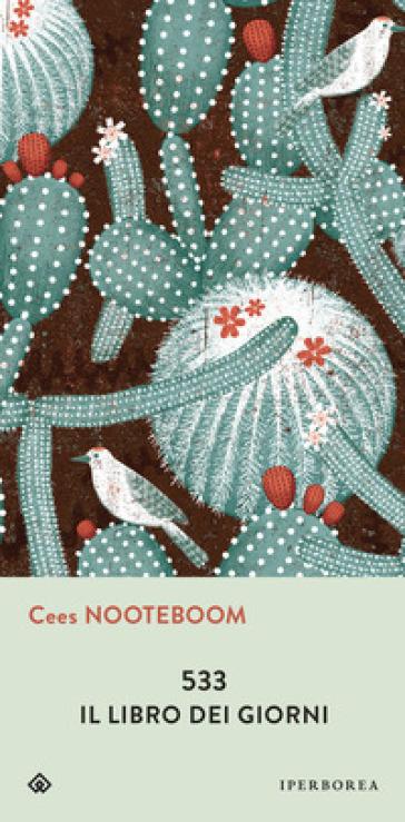 533. Il libro dei giorni - Cees Nooteboom | Jonathanterrington.com