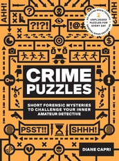 60-Second Brain Teasers Crime Puzzles