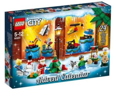 6212481 Calendario dell'Avvento LEGO® City