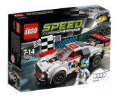 75873 - Speed Champions - Audi R8 LMS ultra