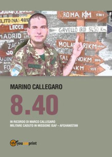 8,40 - Marino Callegaro |