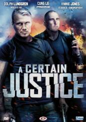 A CERTAIN JUSTICE (DVD)