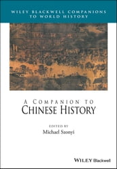 A Companion to Chinese History