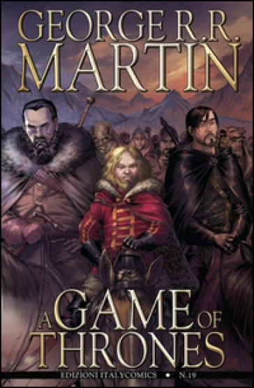 A Game of Thrones. 19. - George R.R. Martin | Rochesterscifianimecon.com