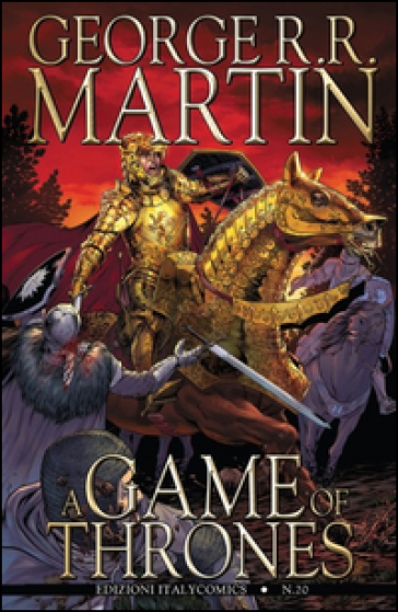 A Game of Thrones. 20. - George R.R. Martin | Rochesterscifianimecon.com